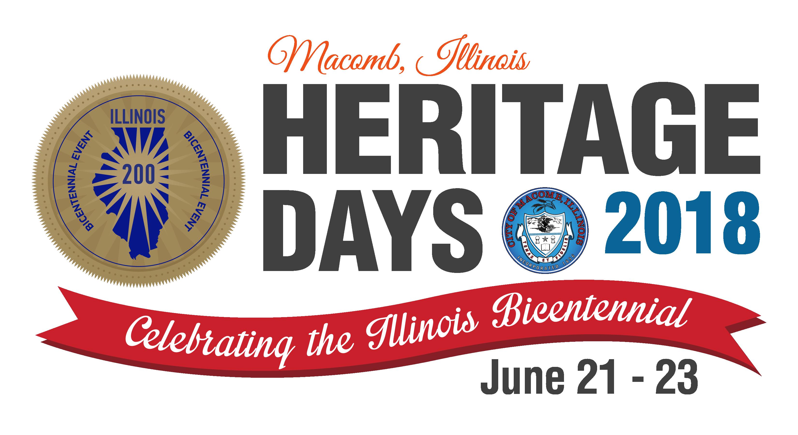 Heritage Days 2018