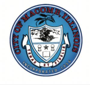 Macomb city seal